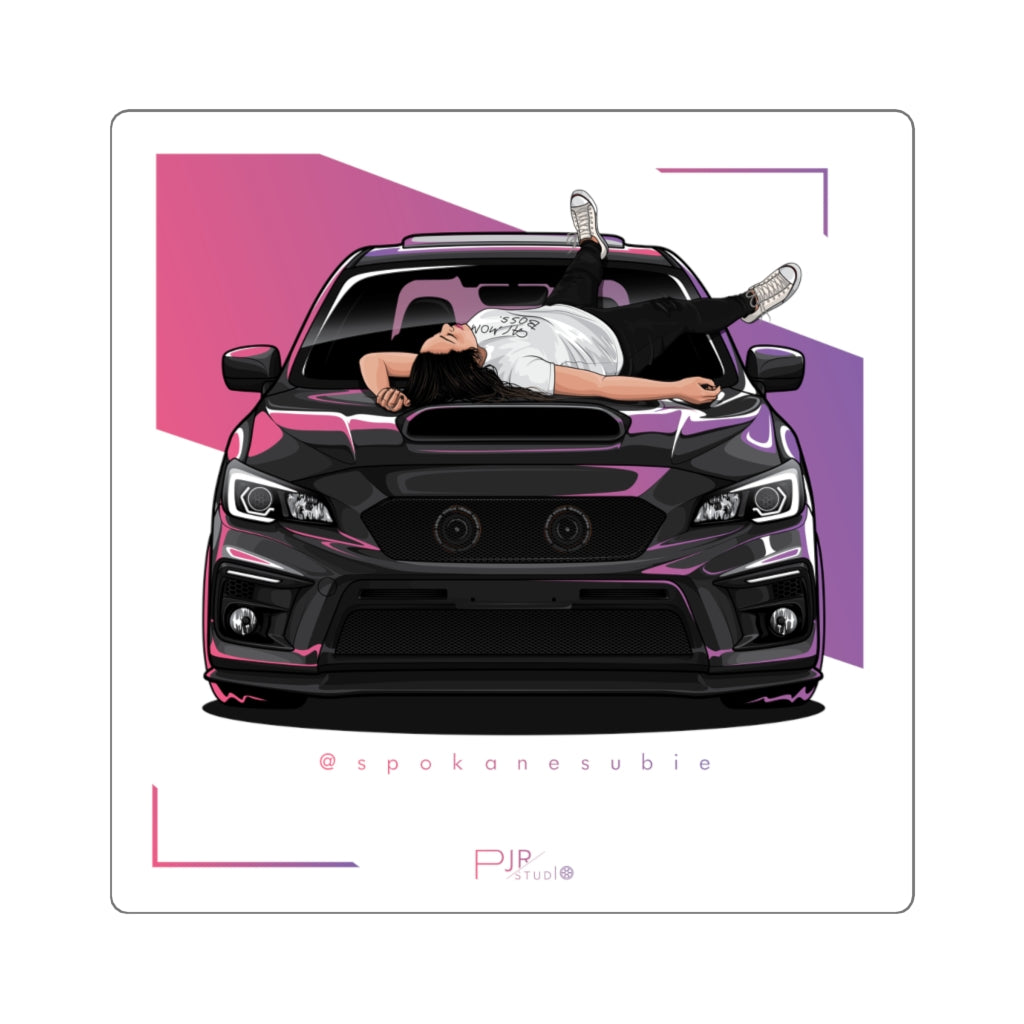2019 Subaru WRX Stickers