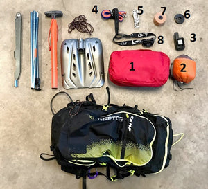 8 Items To Have in Your Backcountry Ski Pack