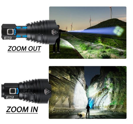 Super Bright LED Flashlights