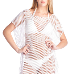 Women's Swimwear Cover-up Beach Dress Made in USA