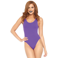 Body Suit Purple Womens Costume Sm-Md