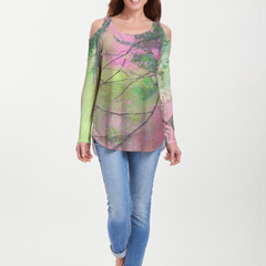 Bilbao (24003) ~ Cold Shoulder Tunic