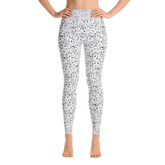 Crystal Magic Yoga Leggings