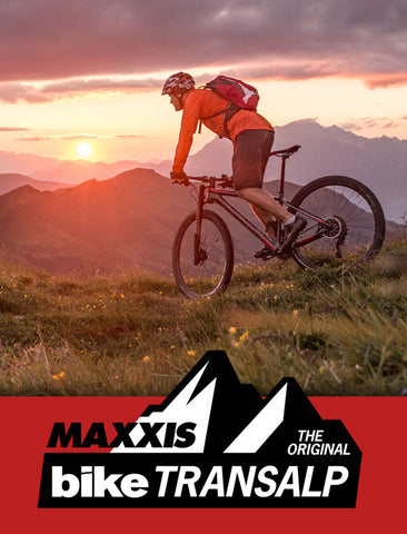 MAXXIS Bike Transalp Basic overnight stays from 03.07. until 07/11/2021