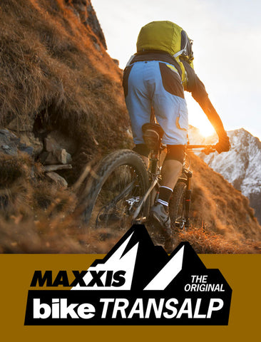 MAXXIS Bike Transalp Premium overnight stays from 03.07. until 07/11/2021