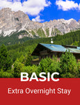 Extra nights for BIKE Transalp in a basic single room