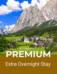 Extra nights for the Transalpine Run in a premium single room