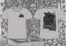"Load image into Gallery viewer, 10"" + Skeleton Party T-Shirt"