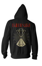 Load image into Gallery viewer, Diamond Logo Zip Hoodie