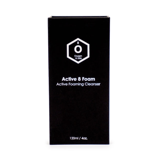 Active 8 Foam Active Foaming Cleanser For Men 100 ml