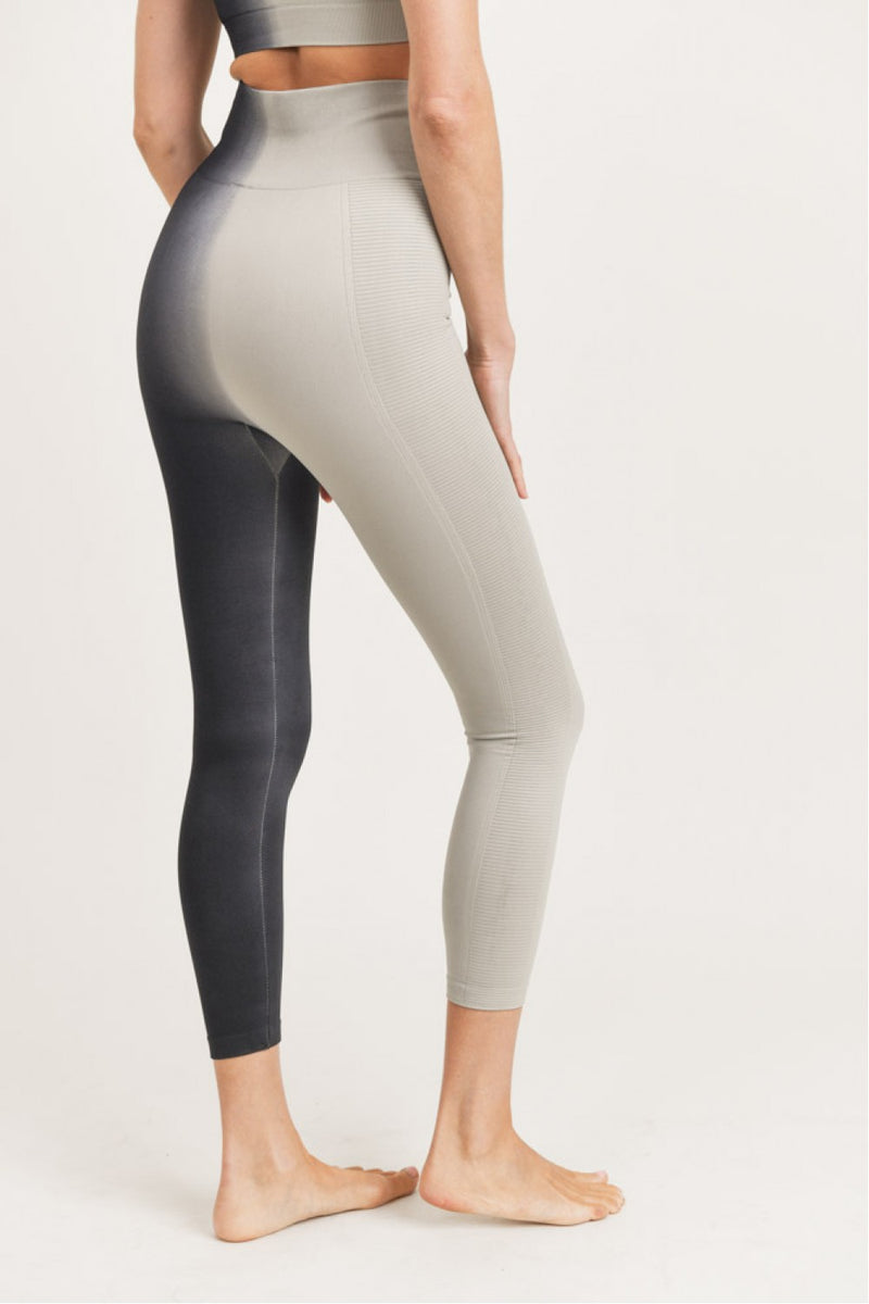 Split Dye Seamless Leggings