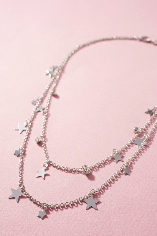 Shine Bright Star Necklace