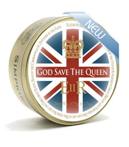 Simpkins God Save the Queen Travel Tin