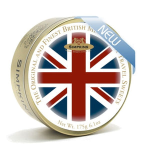 Simpkins Union Flag Travel Tin
