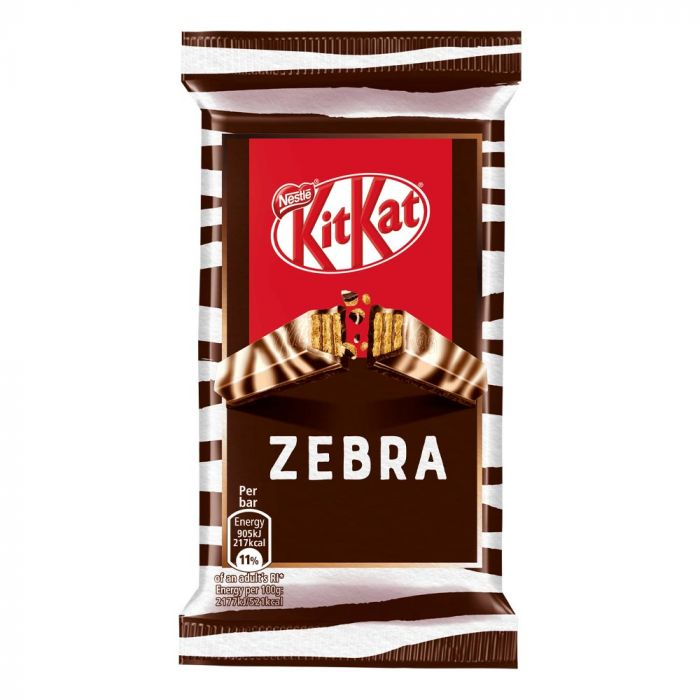 Nestle KitKat Zebra Bar