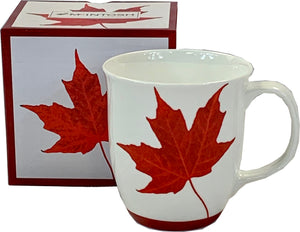 Memories of Canada Java Mug