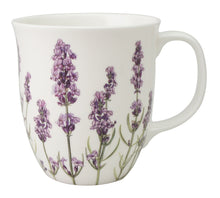 Load image into Gallery viewer, Garden Collection Lavender Java Mug
