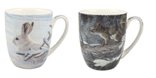 Load image into Gallery viewer, Bateman Woodland Animals Mug Pair