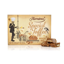 Load image into Gallery viewer, Thorntons Special Toffee Brazil Nut