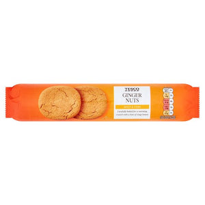Tesco Ginger Nut Biscuits