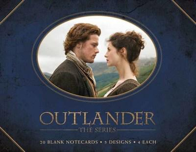 Outlander Blank Notecards