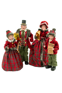 Holiday Caroller Set 22""
