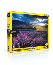 Load image into Gallery viewer, Heathered Highland Glen