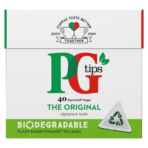 PG Tips Tea - 40 bags