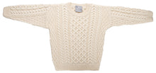 Load image into Gallery viewer, Children's Aran Cable Knit Sweater