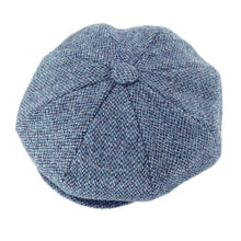Load image into Gallery viewer, Harris Tweed Baker Boy Cap