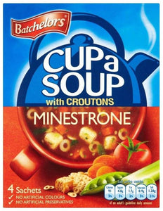BATCHELORS CUP A SOUP MINESTRO