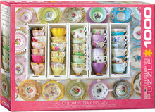 Load image into Gallery viewer, Colourful Teacups 1000pc