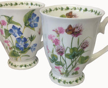 Load image into Gallery viewer, MCINTOSH MUG SET GARDEN MEADOW SET OF 2