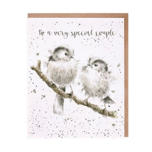 'Lovebirds' Special Couple Card