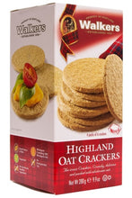 Load image into Gallery viewer, Walkers Highland Oat Crackers