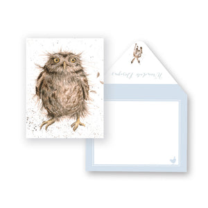 Mini Card - What a Hoot