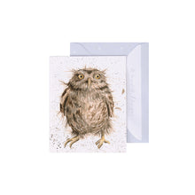 Load image into Gallery viewer, Mini Card - What a Hoot