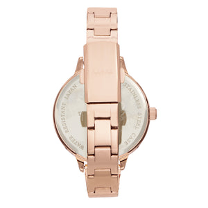 Sophie and Freda Milwaukee Bracelet Watch - Rose Gold/Lavender - SAFSF5805