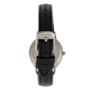 Sophie & Freda Berlin Leather-Band Watch - Black - SAFSF4801