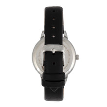 Load image into Gallery viewer, Sophie and Freda Vancouver Leather-Band Watch - Black - SAFSF4901