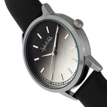 Load image into Gallery viewer, Sophie and Freda San Diego Leather-Band Watch - Black - SAFSF5101