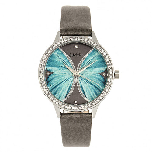 Sophie & Freda Rio Grande Leather-Band Watch - SAFSF4603