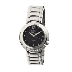 Sophie & Freda Lisbon Ladies Swiss Bracelet Watch