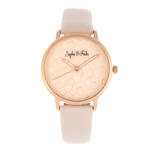 Sophie and Freda Breckenridge Bracelet Watch