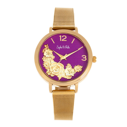 Sophie and Freda Lexington Bracelet Watch - SAFSF5204