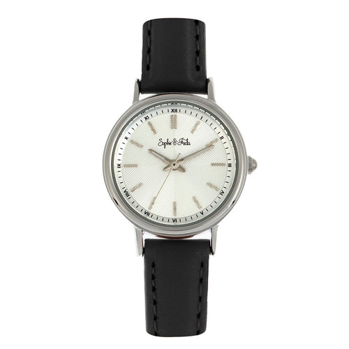 Sophie & Freda Berlin Leather-Band Watch - SAFSF4801