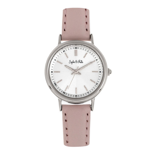 Sophie & Freda Berlin Leather-Band Watch - SAFSF4804