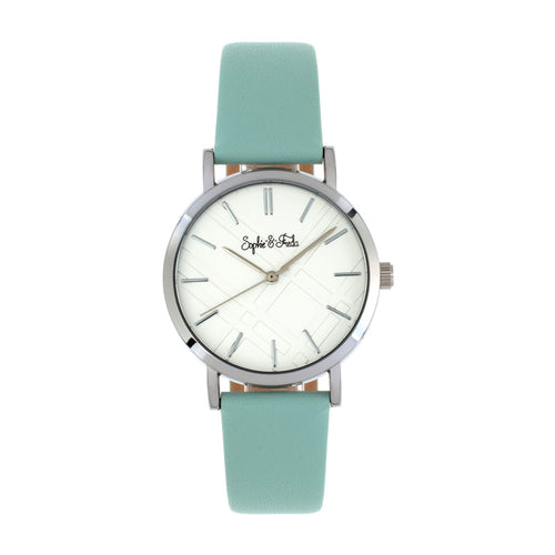 Sophie and Freda Budapest Leather-Band Watch - SAFSF5001