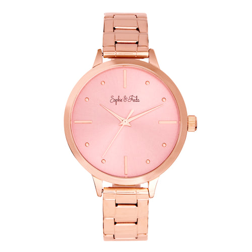 Sophie & Freda Milwaukee Bracelet Watch - SAFSF5806