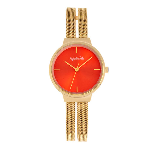 Sophie and Freda Sedona Bracelet Watch - SAFSF5304